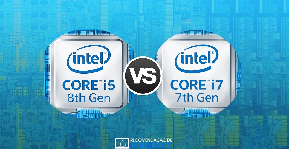 Intel Core i5 8300H vs i7 7700HQ