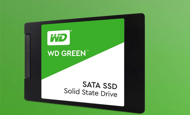 SSD 480 GB Western Digital Green