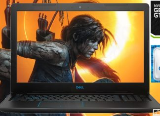 Dell Gaming G3-3579-A10P