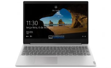 IdeaPad S145 81S90008BR especificacões