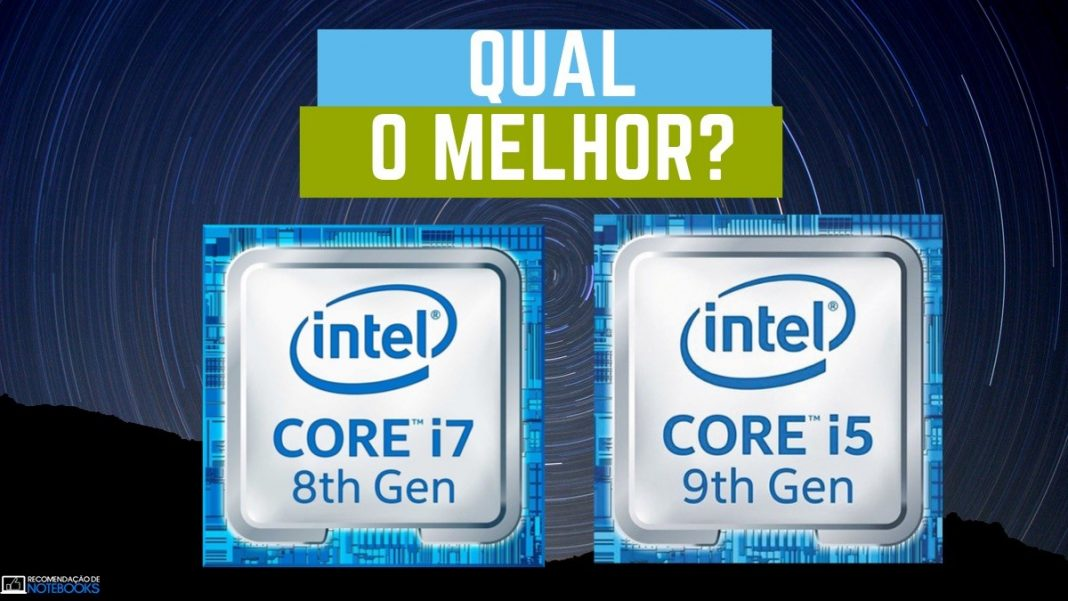 Intel Core i5 9300H vs i7 8750H